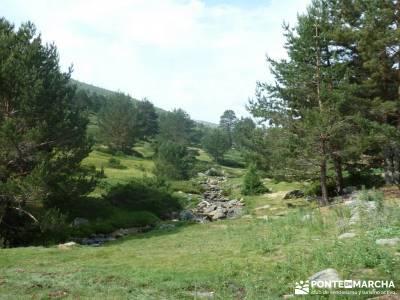 Valle del Lozoya - Camino de la Angostura;sierra de navacerrada mochilas de trekking